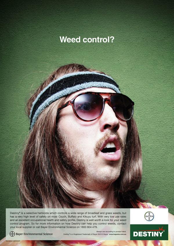 les hippies dans la publicite en  exemples