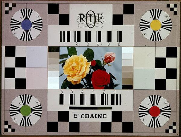 mire couleur 1967