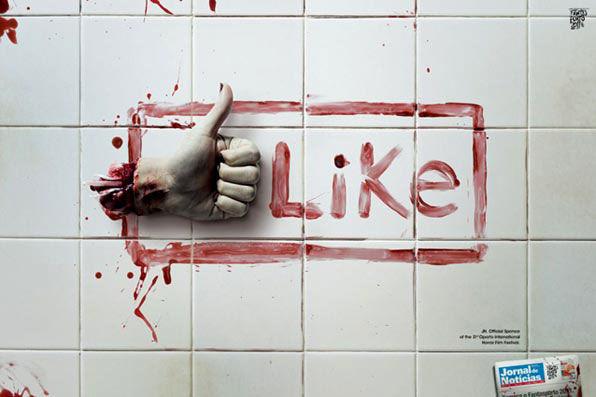 publicité zombies jornal de noticias