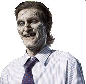 zombies dans la pub