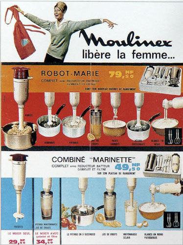 pub moulinex sexiste 1956