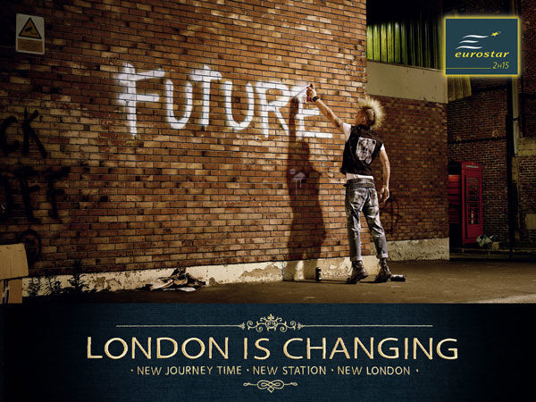 pub punk eurostar london is changing