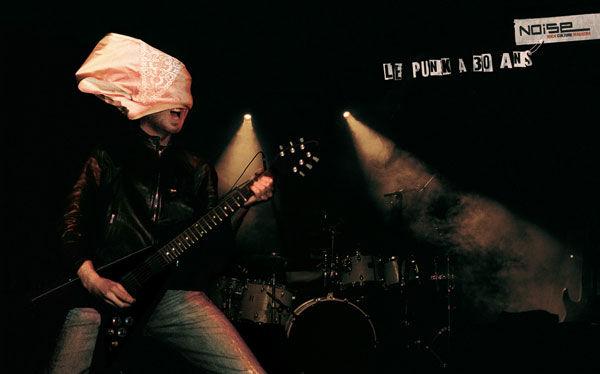 pub punk noise