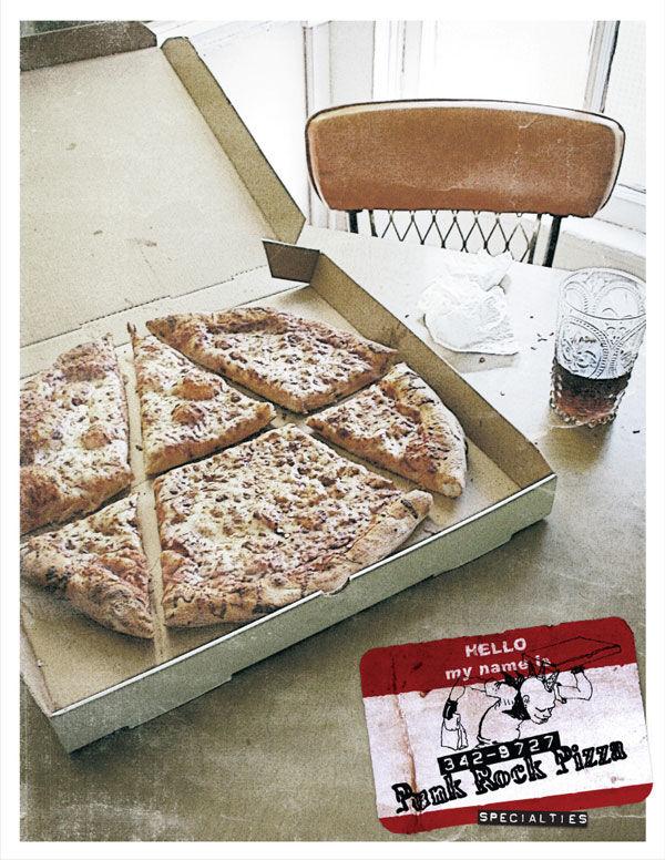 pub punk rock pizza