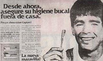 pub maradona dentifrice
