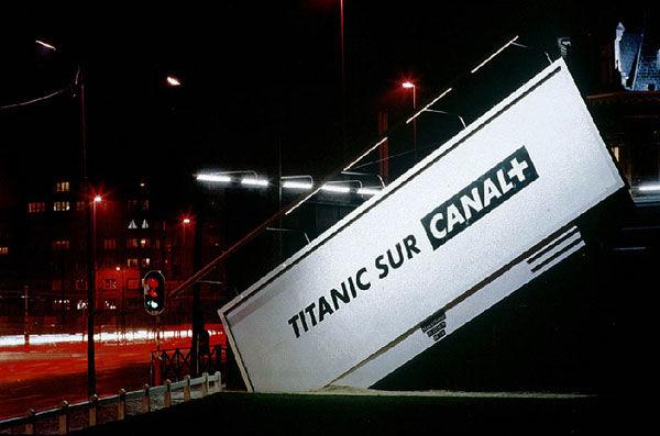 pub Titanic Canal+