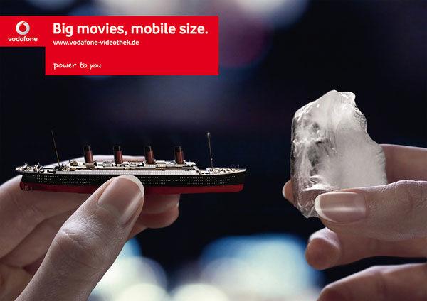 pub Titanic Vodafone