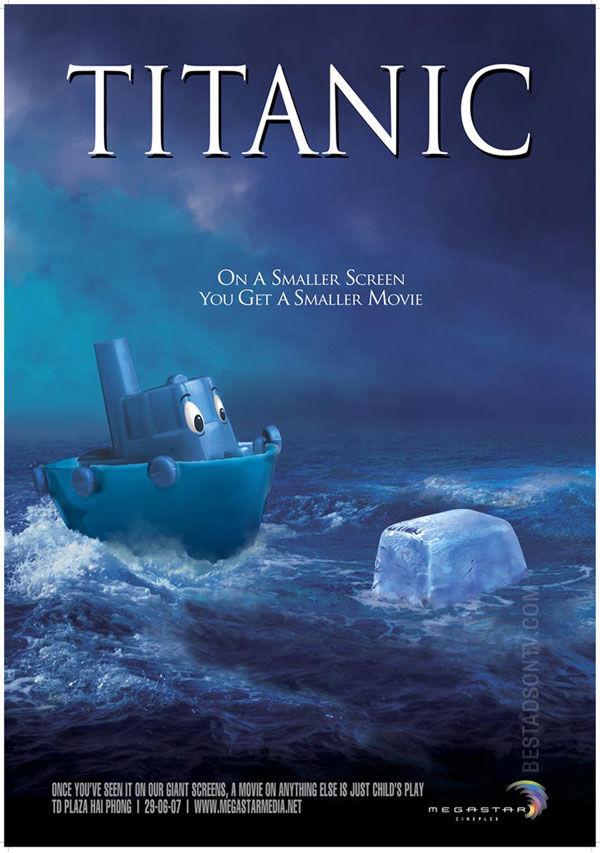 pub Titanic MegastarMedia