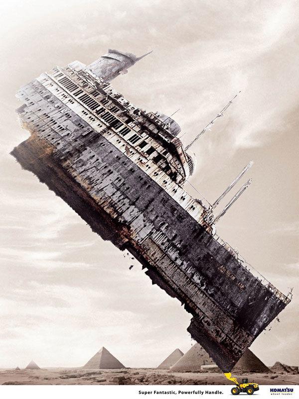 pub Titanic Komatsu