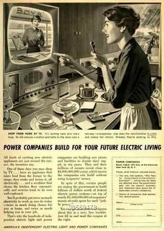 Electric Light and Power Companies of America 1960