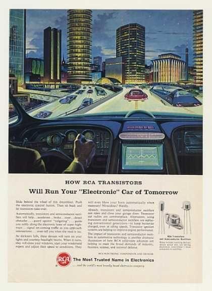 RCA Transistors 1964