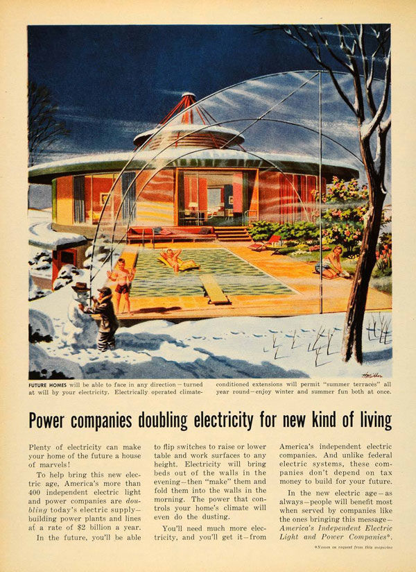 America's Independent Electric Light and Power Companies