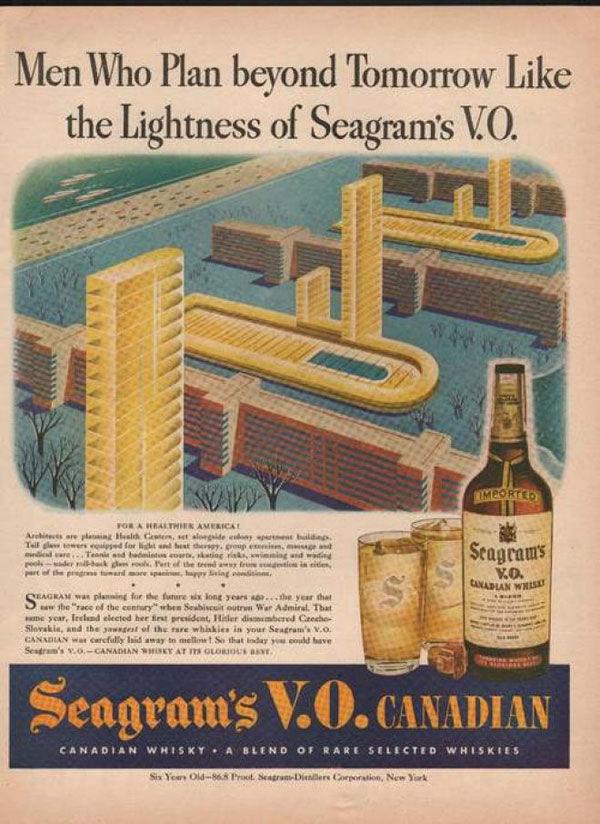 Seagram 1944