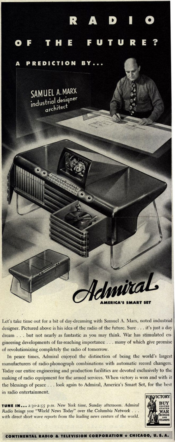 Admiral 1942
