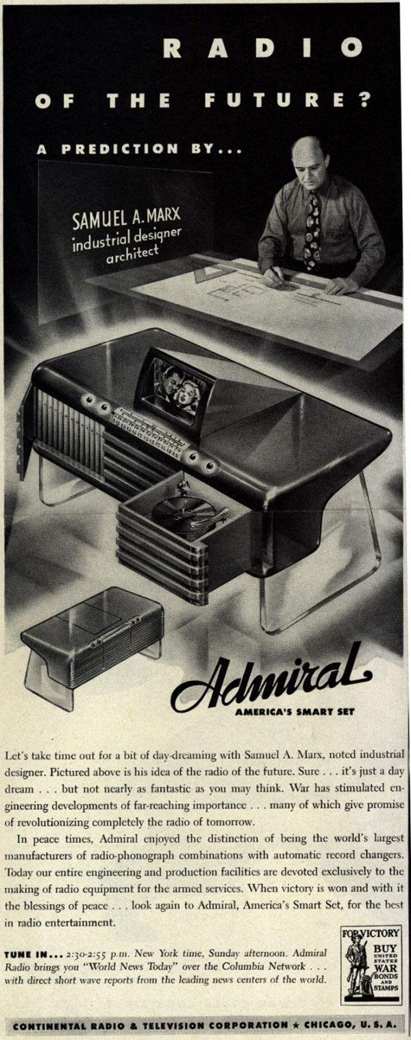 Admiral 1942