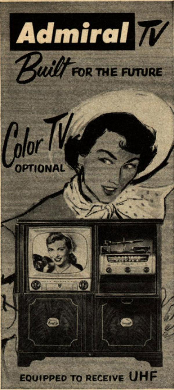 75 publicités rétrofuturistes : quand la pub imaginait le futur...