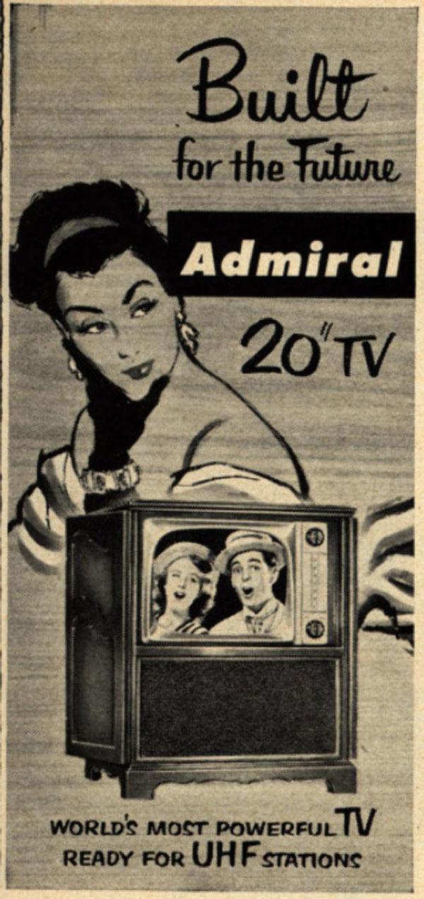 Admiral 1950