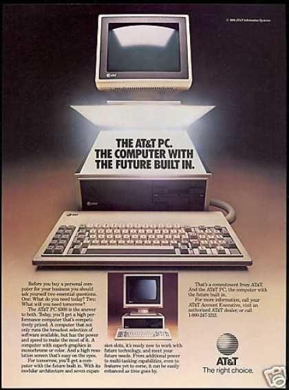 AT&T 1985
