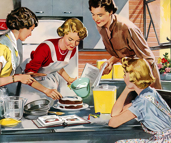 Dow Chemicals 1952