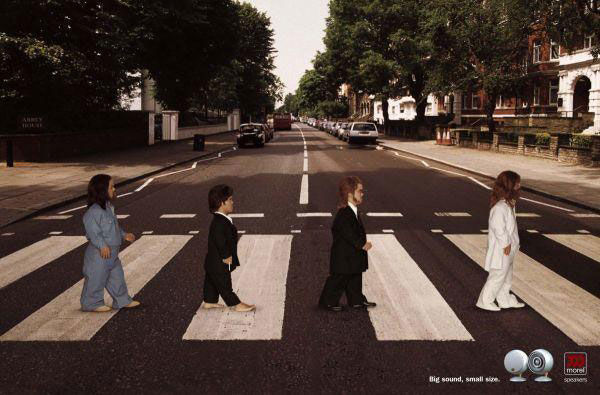 pub beatles Abbey road Morel