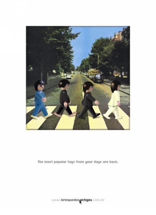pub beatles Abbey road rinquedosantigos.com.br