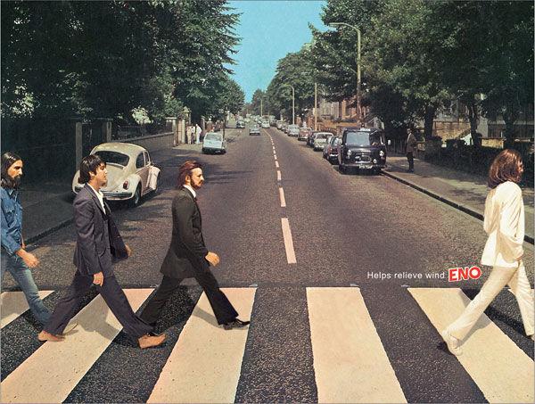 pub beatles Abbey road Eno