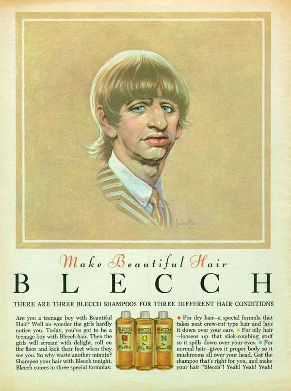 Pub ringo Starr bleech