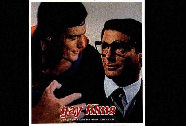 festival du film gay et lesbien d'oslo superman