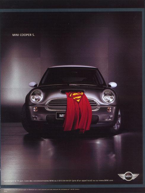Superman mini