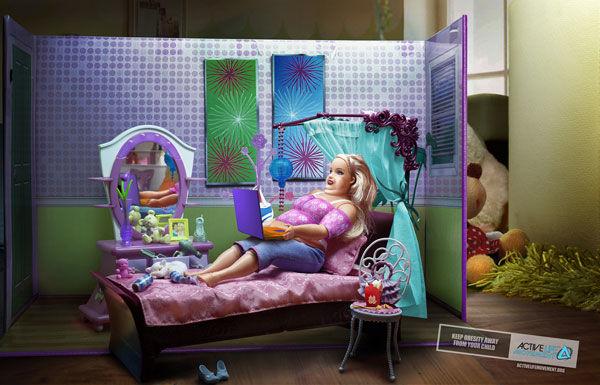 pub barbie Activlifemovement