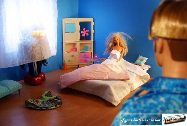 pub barbie Panasonic