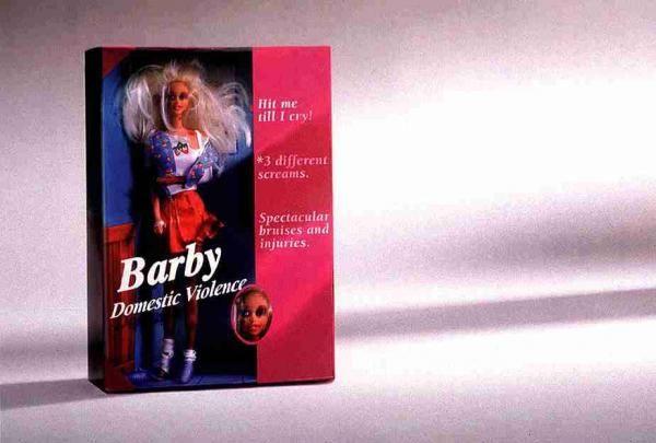 pub barbie Marie-Claire