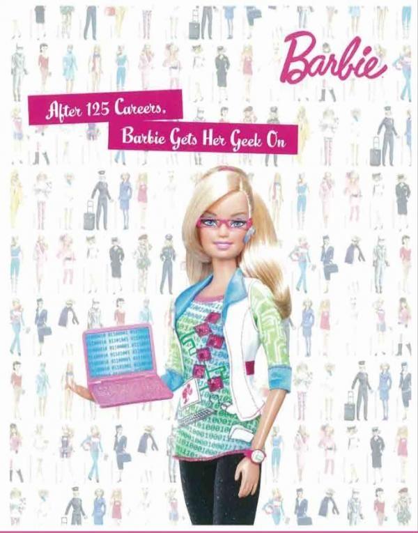 pub barbie
