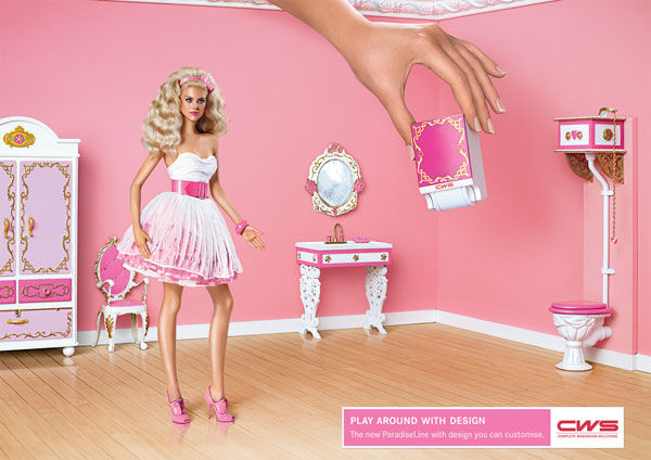 pub barbie CWS
