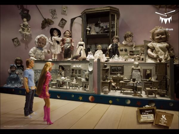 pub barbie Toy Museum