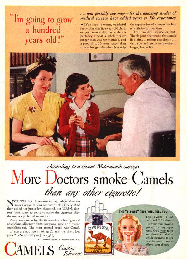 pub cigarette Camel