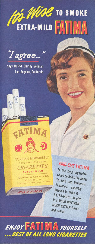pub cigarette Fatima