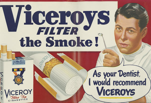 pub cigarette Viceroys