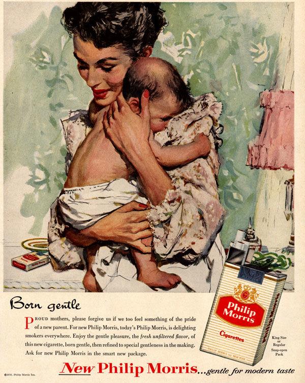 pub cigarette Philip Morris