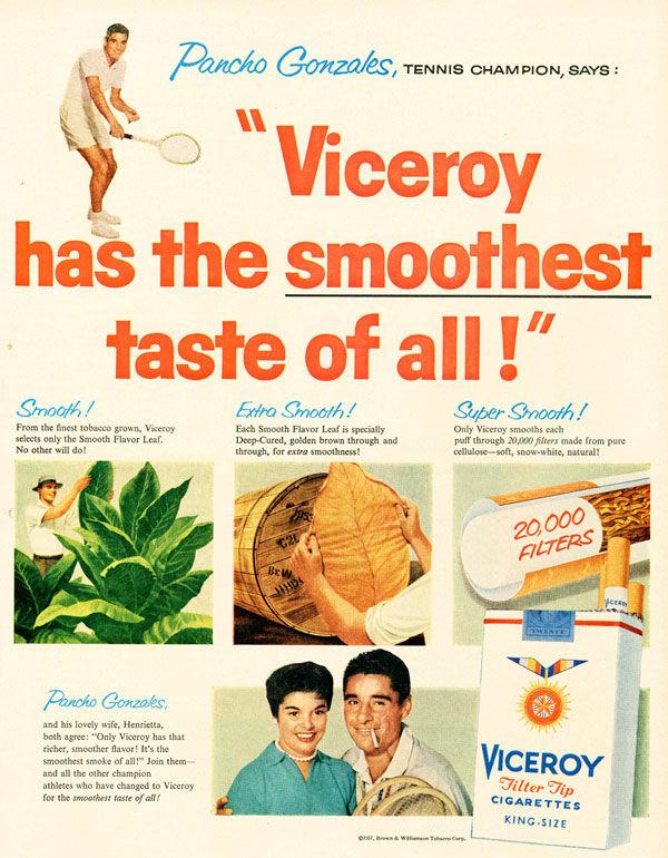 pub cigarette Viceroy
