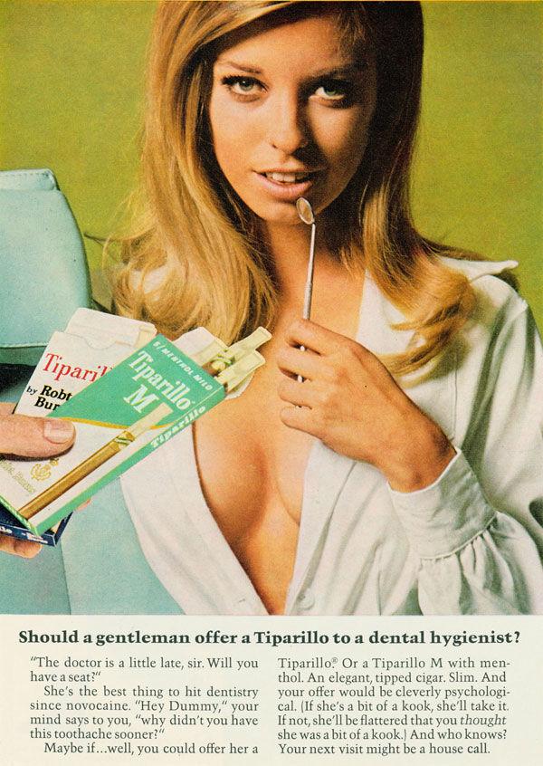 pub cigarette Tiparillo