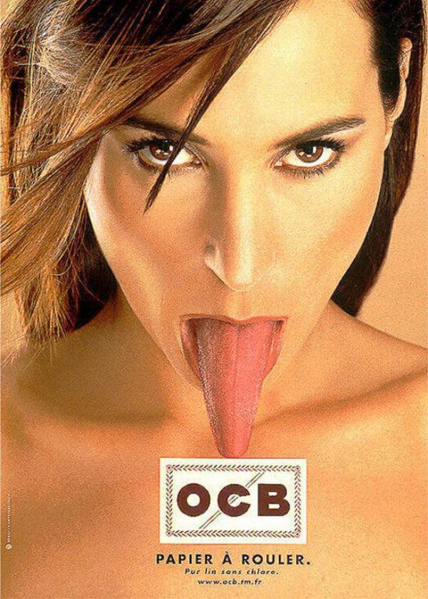 pub cigarette OCB