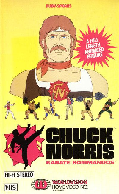 pub chuck norris Chuck Norris Karate Kommandos