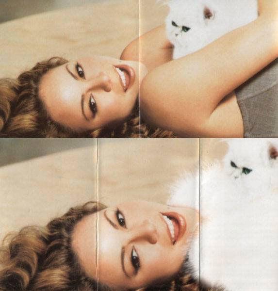 Mariah Carey habillée pour l'arabie saoudite