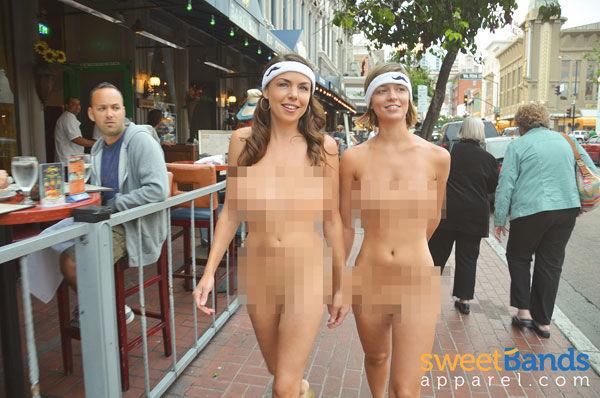 publicité censurée SweetBands