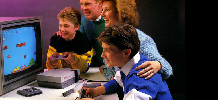 L'histoire de Nintendo en 30 pubs