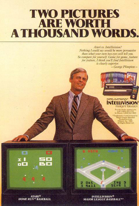 pub console Intellivision