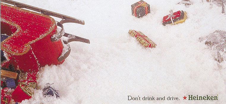Bourré, violent, fumeur… Le Père Noël comme vous ne l'avez jamais vu !