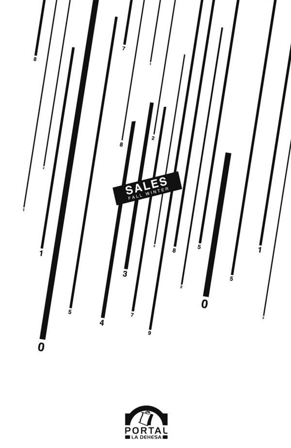 publicité code-barres portal la dehesa