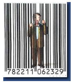 publicité code-barres